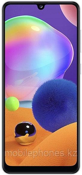 Смартфон Samsung Galaxy A31 Белый