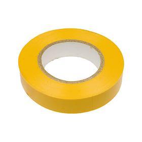 Изолента ПВХ желтый