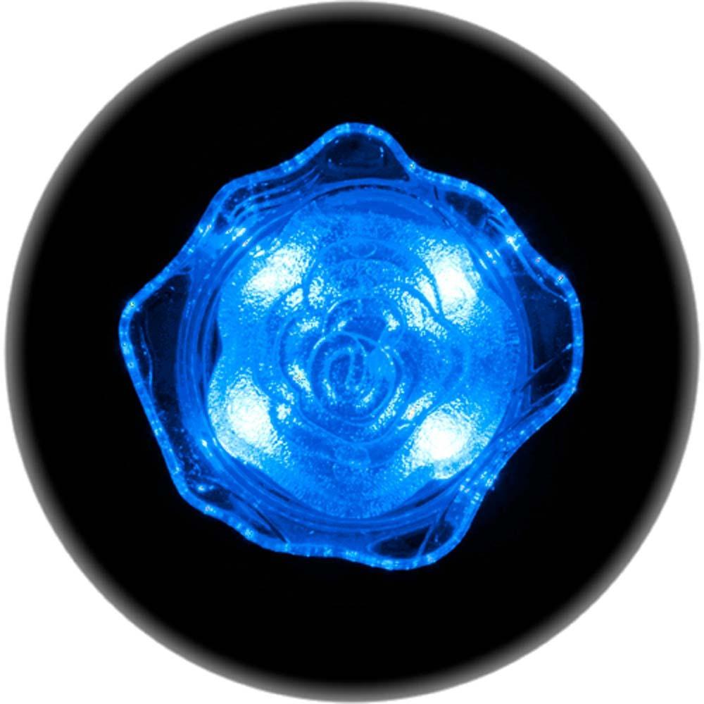 CZ-4A Роза (0,4Вт 220В LED синий)