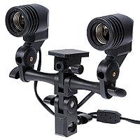 Godox Photography E27 Double Light Socket Adapter
