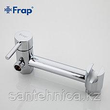 Смеситель с гигиеническим душем Frap F7503 хром, фото 3