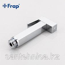 Смеситель с гигиеническим душем Frap F7504 хром, фото 2