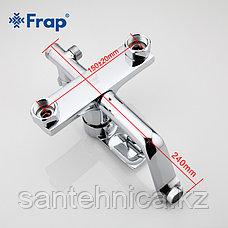 FRAP F2418 Душевая стойка хром, фото 2
