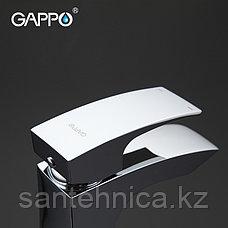 Смеситель для раковины Gappo G1007 хром, фото 3