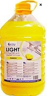 Средство для мытья посуды ACCU Light Лимон 5000 мл