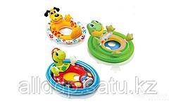 Детские надувные бассейны и игрушки Intex