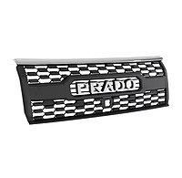 Решетка радиатора на Prado 2017- с надписем, фото 1