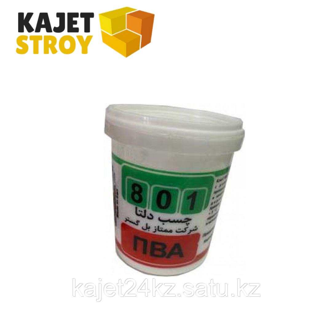 """Клей ПВА-801 """"DELTA"""" 0.85кг"""