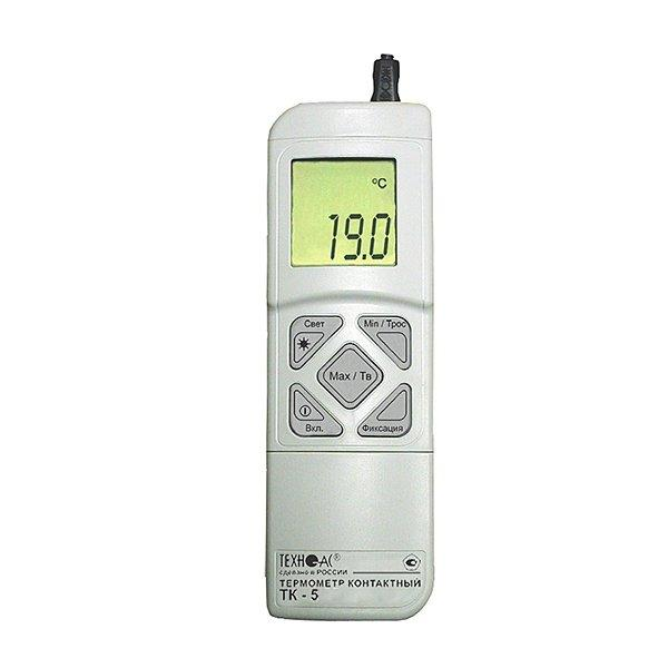 Контактный термометр ТЕХНО-АС ТК-5.01М