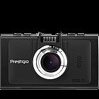 Car Video Recorder PRESTIGIO RoadRunner 570GPSb (SHD 2304x1296@30 fps, 2.7 inch screen, Ambarella A7