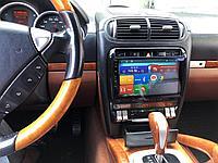 Штатная авто магнитола Mac Audio Porsche Cayenne 2002 - 2010 Android