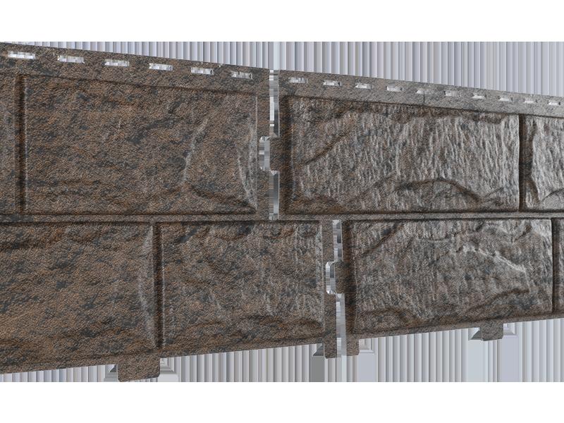 Стоун Хаус Камень ЖЖЕНЫЙ  Длина  3025 мм, Ширина  225 мм, Площадь 1 шт.  0,68 м2  Фасадные панели сайдинг