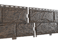 Стоун Хаус Камень ЖЖЕНЫЙ  Длина  3025 мм, Ширина  225 мм, Площадь 1 шт.  0,68 м2  Фасадные панели сайдинг, фото 1