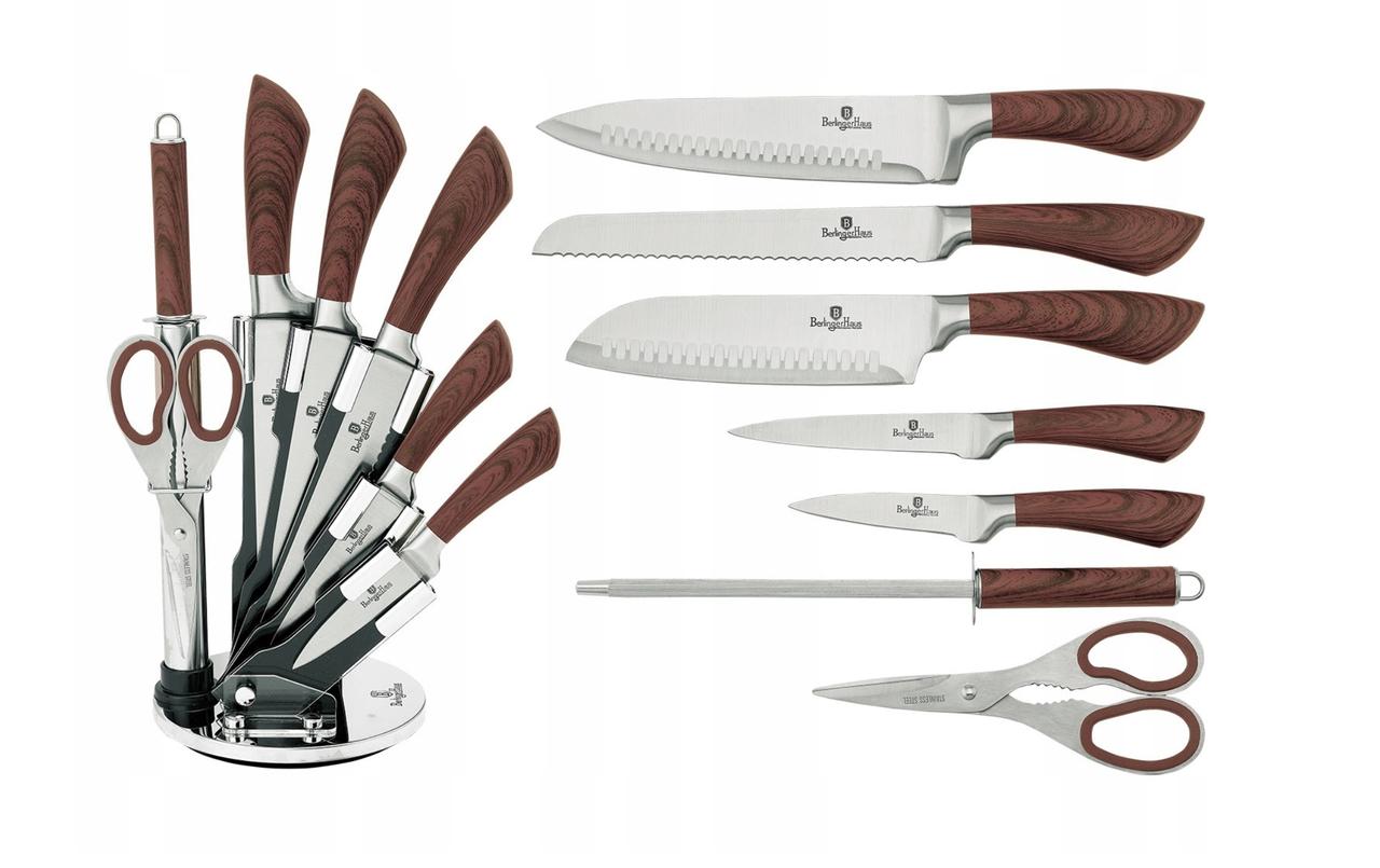 Набор ножей Berlinger Haus Forest Line 8 предметов BH-2290