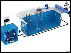 Оборудование и материалы для бассейна