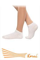 Спортивные носочки низкие белые, фото 1