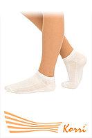 Спортивные носочки низкие с сеткой, фото 1