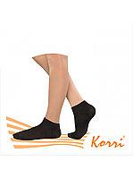 Спортивные носочки низкие черные, фото 1