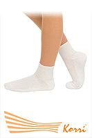 Спортивные носочки  средней высоты с махровым следом