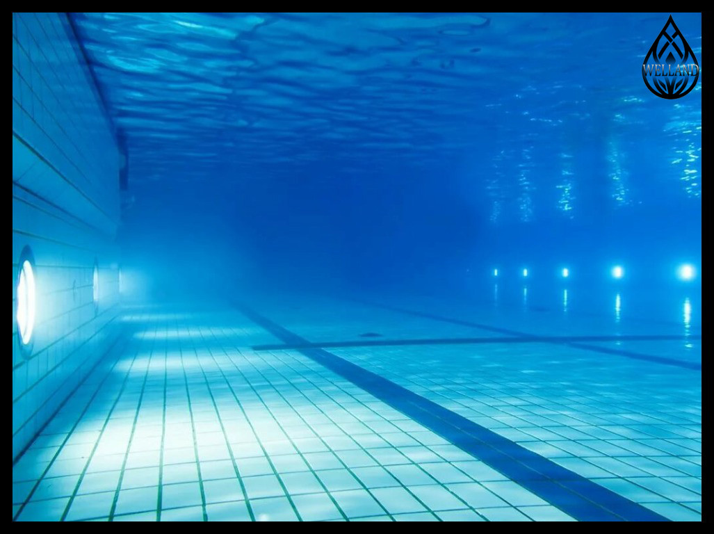 Прожекторы для бассейна