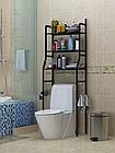 Полка для унитаза из нержавеющей стали, полка для кухонной стиральной машины, стойка для ванной комнат, фото 8