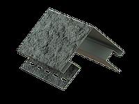 Наружный угол Стоун-хаус Камень ИЗУМРУДНЫЙ, Длина 3050 мм, фото 1