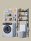 Полка для унитаза из нержавеющей стали, полка для стиральной машины, стойка для ванной комнат, фото 2
