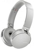 Наушники Sony MDRXB550APW.E (White)