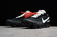 "Кроссовки Off-White x Nikе Air VaporMax Flyknit ""Black"" (40-45), фото 2"