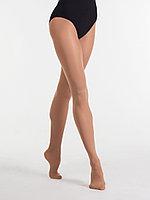 Колготки цвета загар для балета, танцев и хореографии 40D Solo