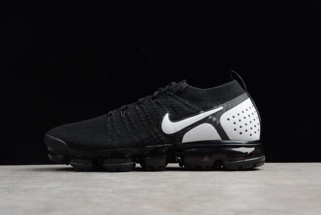 "Кроссовки Nikе Air VaporMax Flyknit 2.0 ""Black/White"" (36-45)"