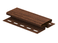 Н-планка Ель СИБИРСКАЯ  Timberblock, Длина 3050 мм, фото 1