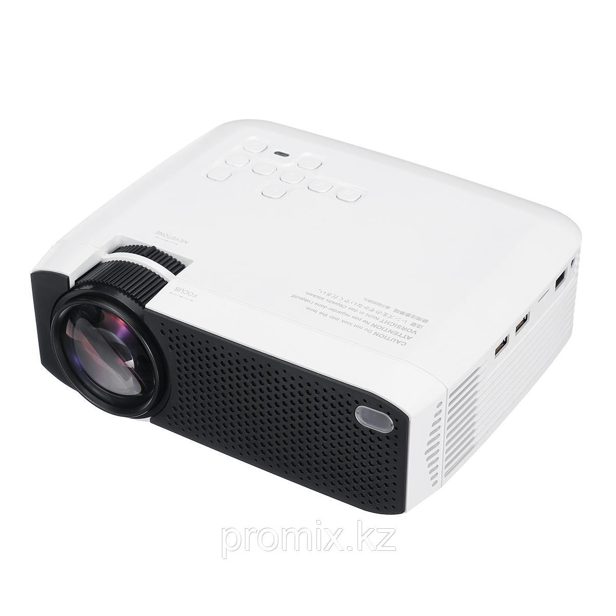 Домашний мини-проектор E400A  LED