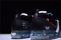 """Кроссовки Off-White x Nike Air VaporMax Flyknit """"Black/Clear"""" (40-45), фото 3"""