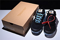 """Кроссовки Off-White x Nike Air VaporMax Flyknit """"Black/Clear"""" (40-45), фото 6"""