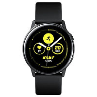Смарт-часы Samsung Galaxy Watch Active (Black), фото 1