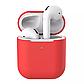 Защитный силиконовый чехол, для зарядного бокса Apple AirPods 1/2, фото 3