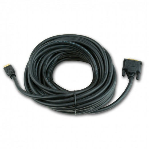 Кабель Gembird HDMI to DVI 10m (Black)