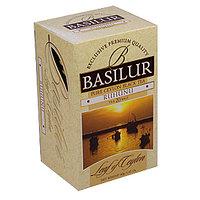 Чай черный пакетированный Лист Цейлона Рухуну Ruhunu, 20пак Basilur