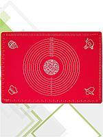 Силиконовый коврик для теста (65см*41см)