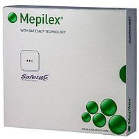 MEPILEX (Мепилекс) - 20cm*20cm - абсорбирующая повязка из мягкого силикона.
