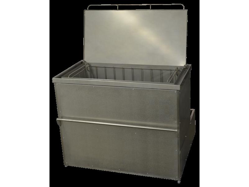 Ультразвуковая ванна промышленная напольная ПСБ-250022-05