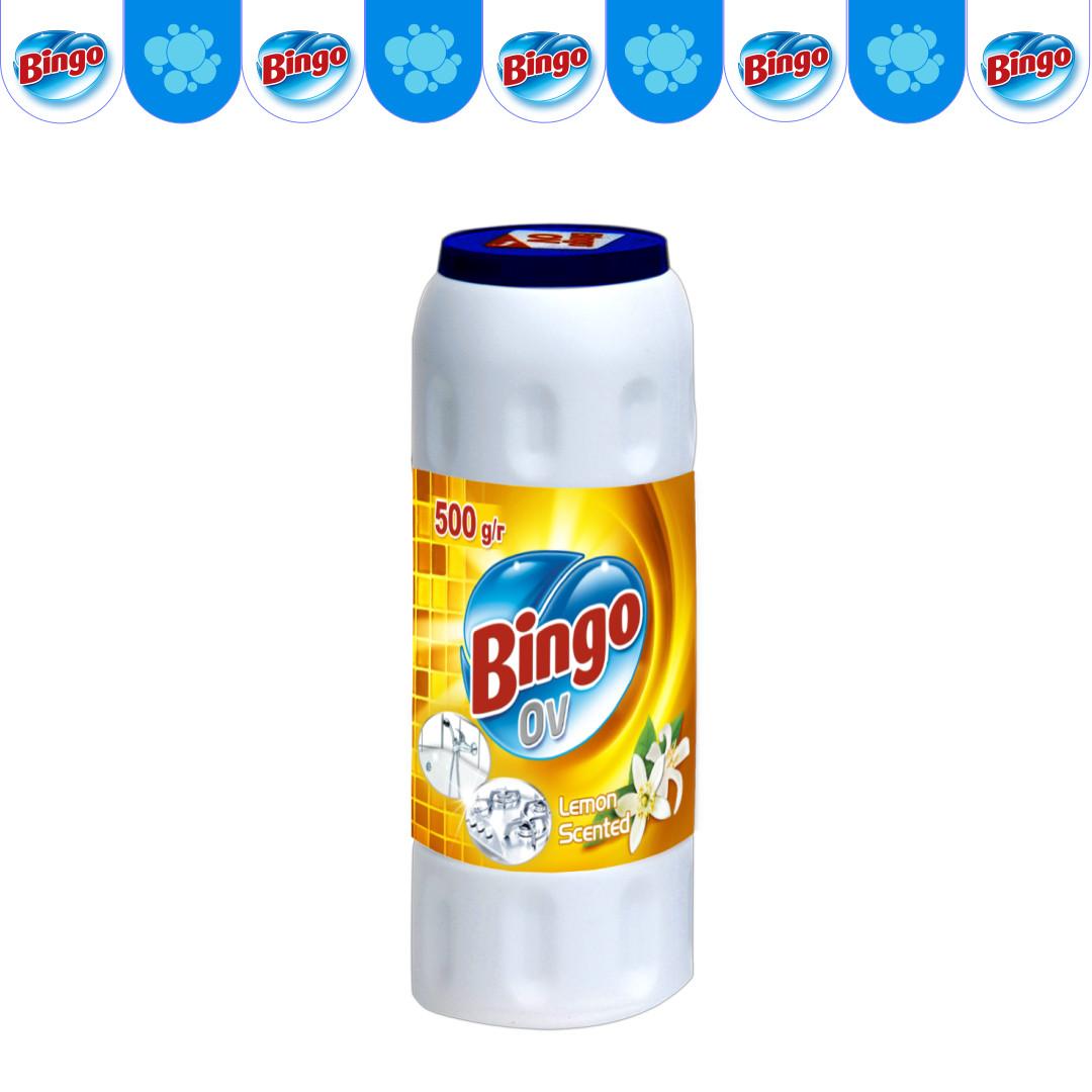 Чистящее средство Bingo OV Lemon