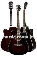 Акустическая гитара Adagio MDF-4171C/WRS