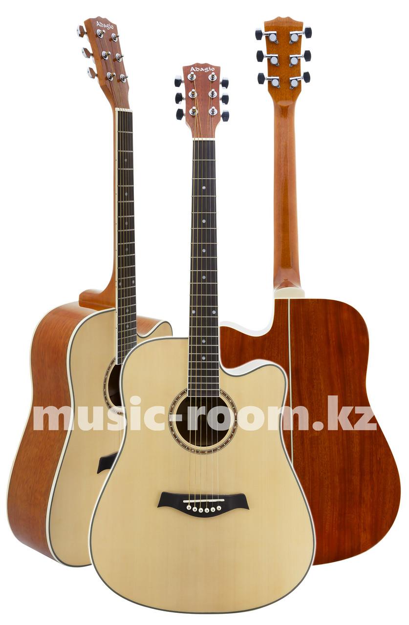 Акустическая гитара  Adagio MDF4192NA