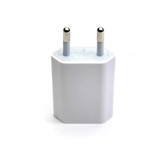Сетевой USB адаптер Apple (Copy), 1x USB 5V 1A