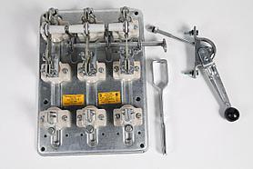 Рубильник РПС-1 без ПН правый