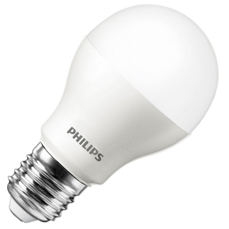929001916338/871869965016200 Лампа LED Bulb 12W E27 6500K 230V 1CT/12