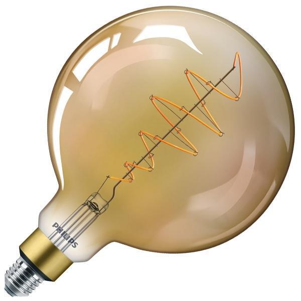 929001873401/871869680347900 Лампа LED classic-giant 40W E27 G200 G D