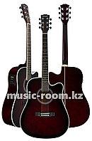 Электроакустическая гитара Adagio MDF-4171CE WRS